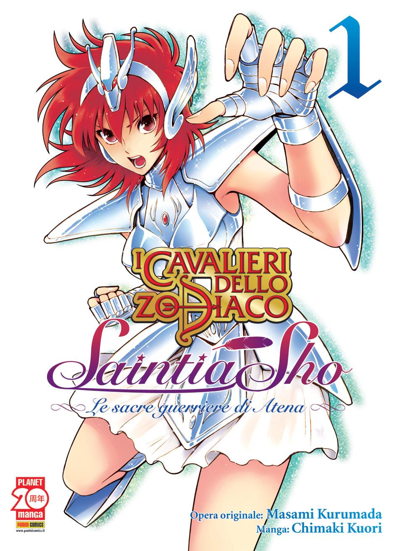 I Cavalieri dello Zodiaco - Saintia Sho vol. 1
