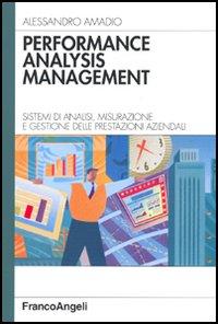 Performance analysis management