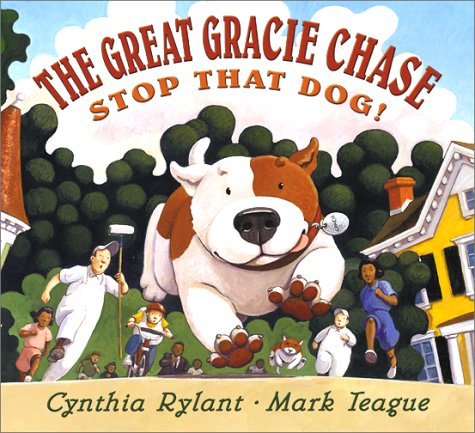 The Great Gracie Chase; Stop That Dog!