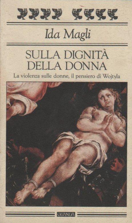Sulla dignità della donna
