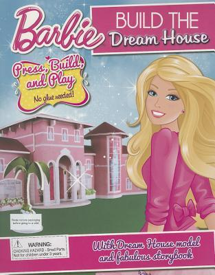 Barbie Build and Play Foam Book