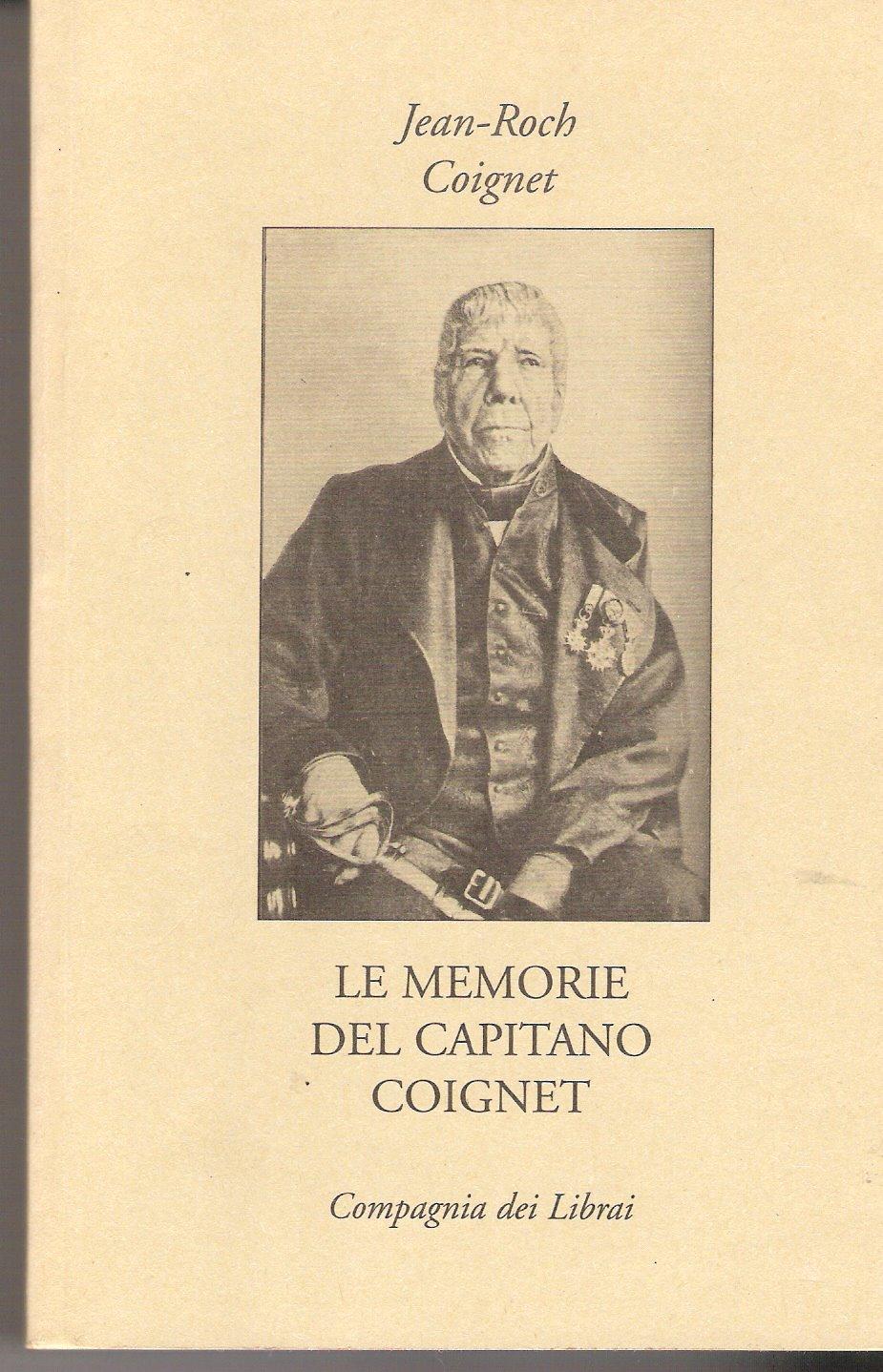 Memorie del Capitano Coignet