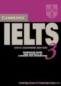 Cambridge IELTS 3 Self-Study Pack (Indian Version)