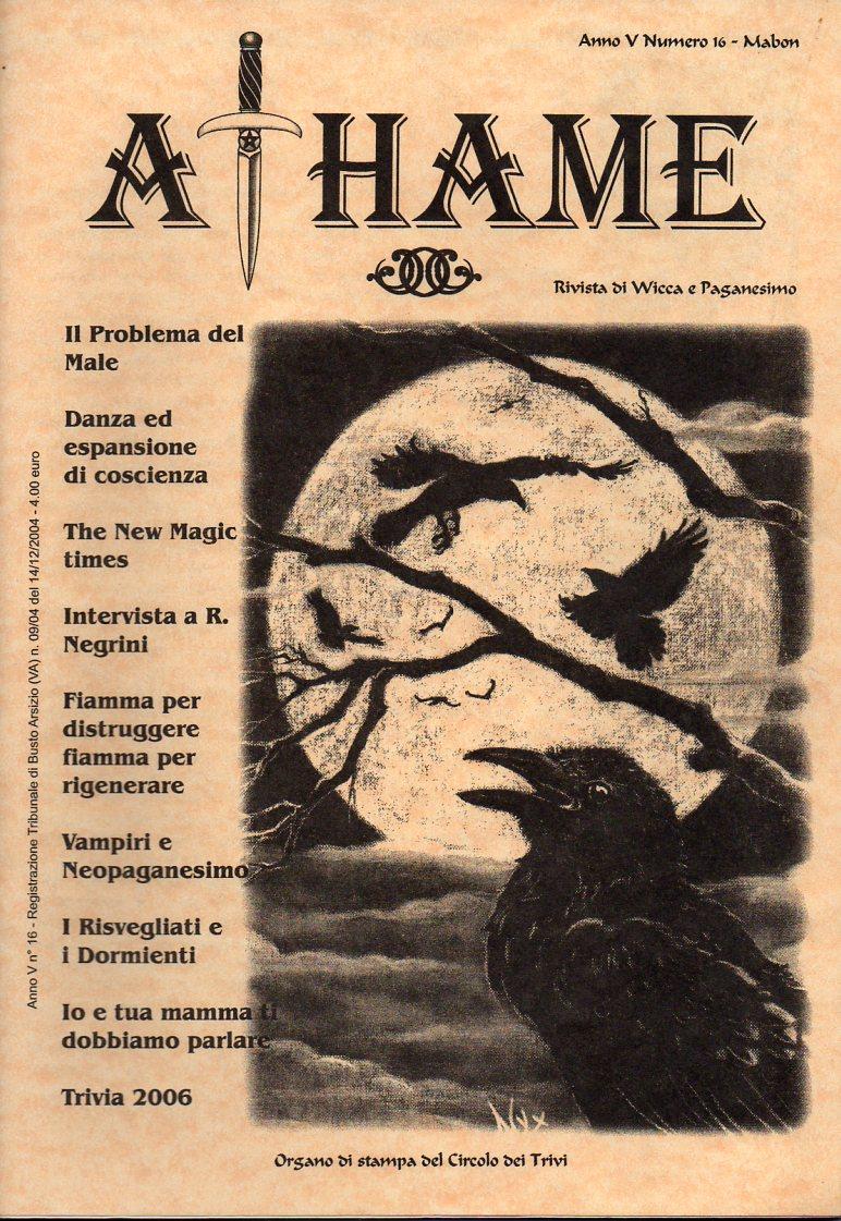 Athame - Rivista di Wicca e paganesimo