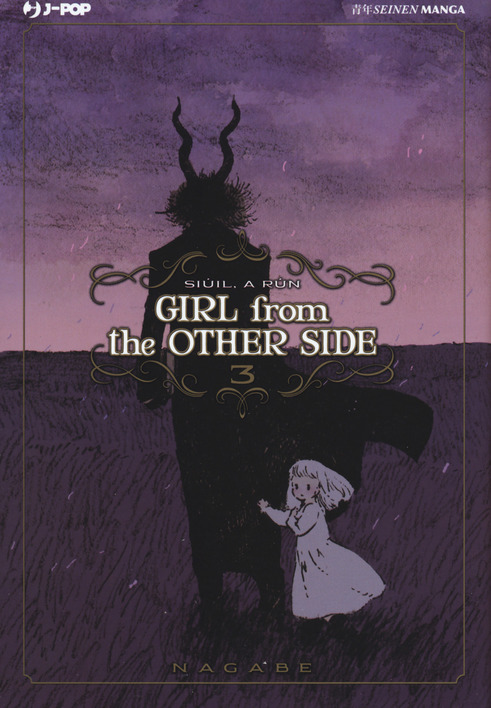 Girl from the other side vol. 3