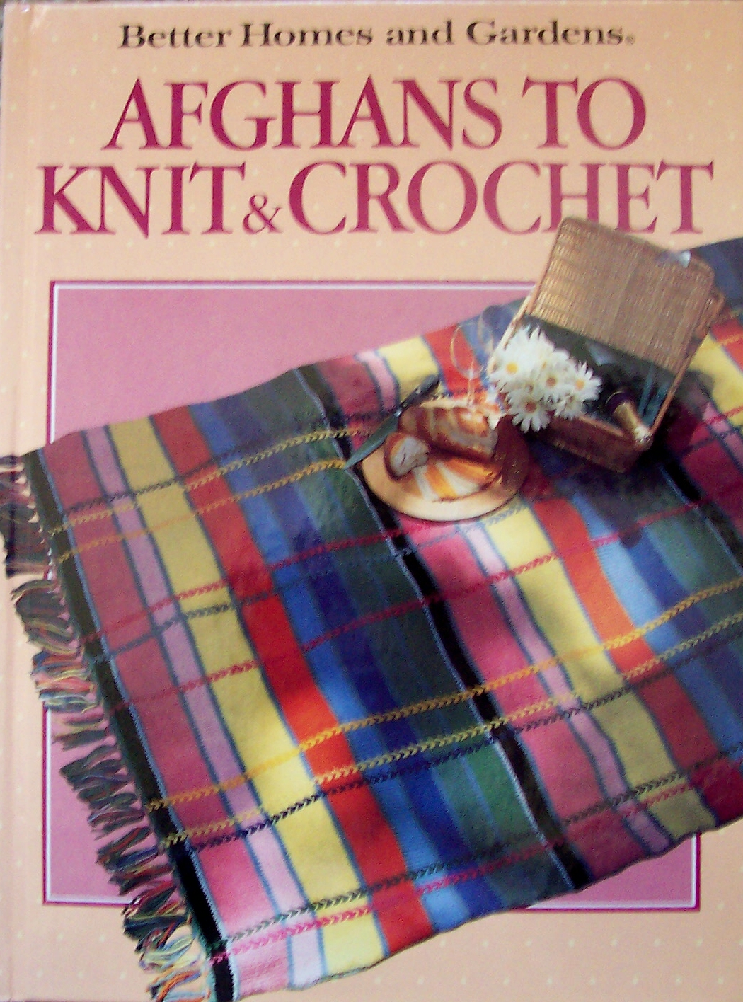 Afghans to Knit and Crochet