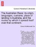 The Australian Race
