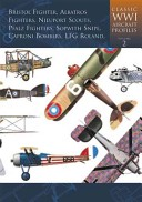 Classic World War I Aircraft Profiles, Volume 2