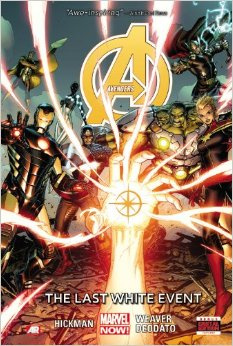 Avengers: Last White Event Volume 2