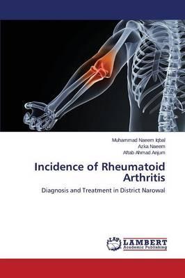 Incidence of Rheumatoid Arthritis