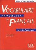 Vocabulaire progressif du francais, niveau intermediaire, Textbuch