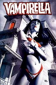 Vampirella #8 - Hung...