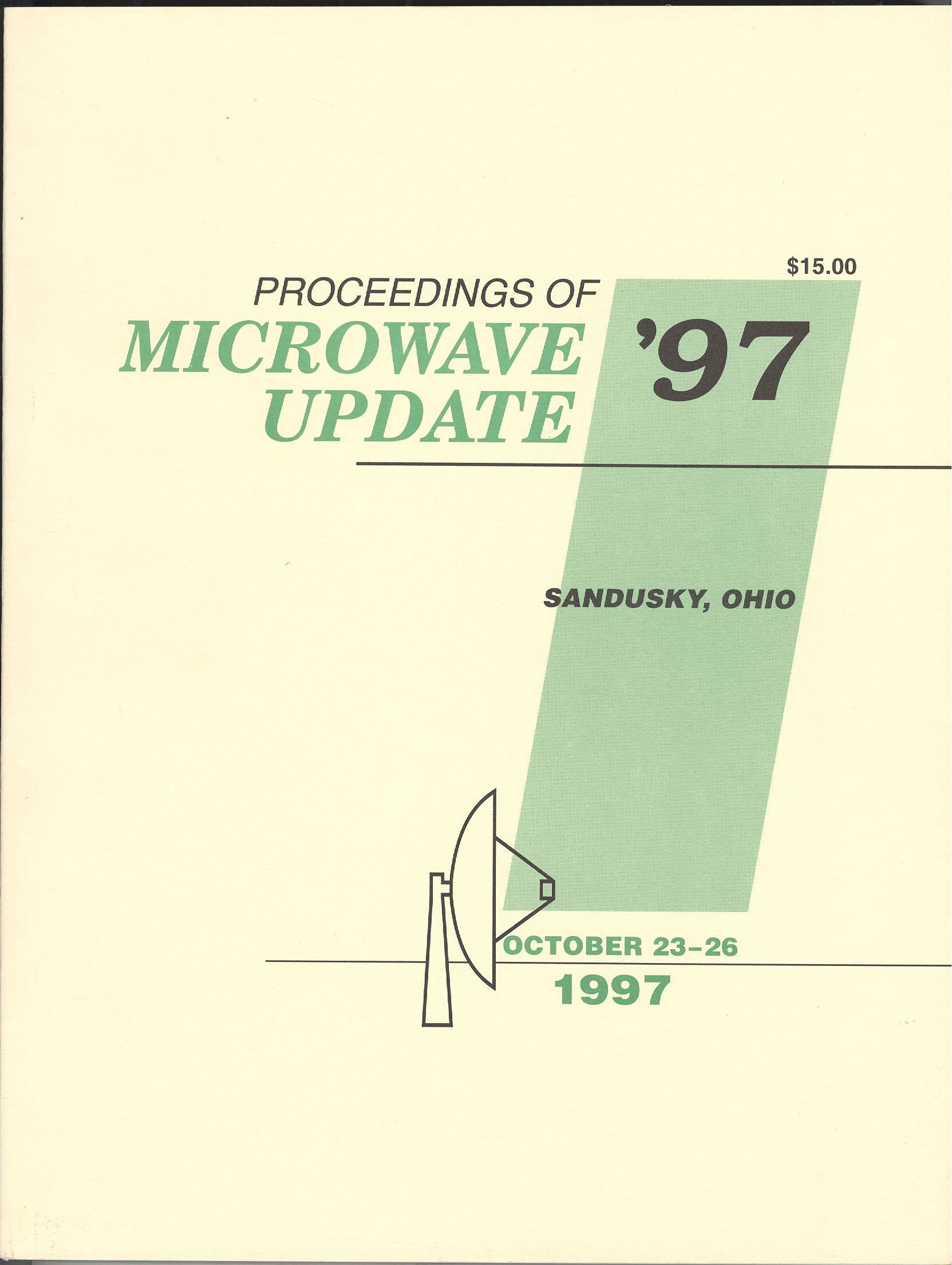 Proceedings of Microwave Update '97