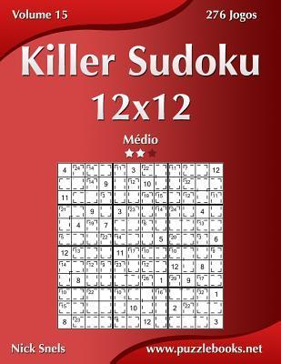 Killer Sudoku 12x12 - Medio - 276 Jogos