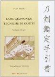 Lame giapponesi - tecniche di Kantei