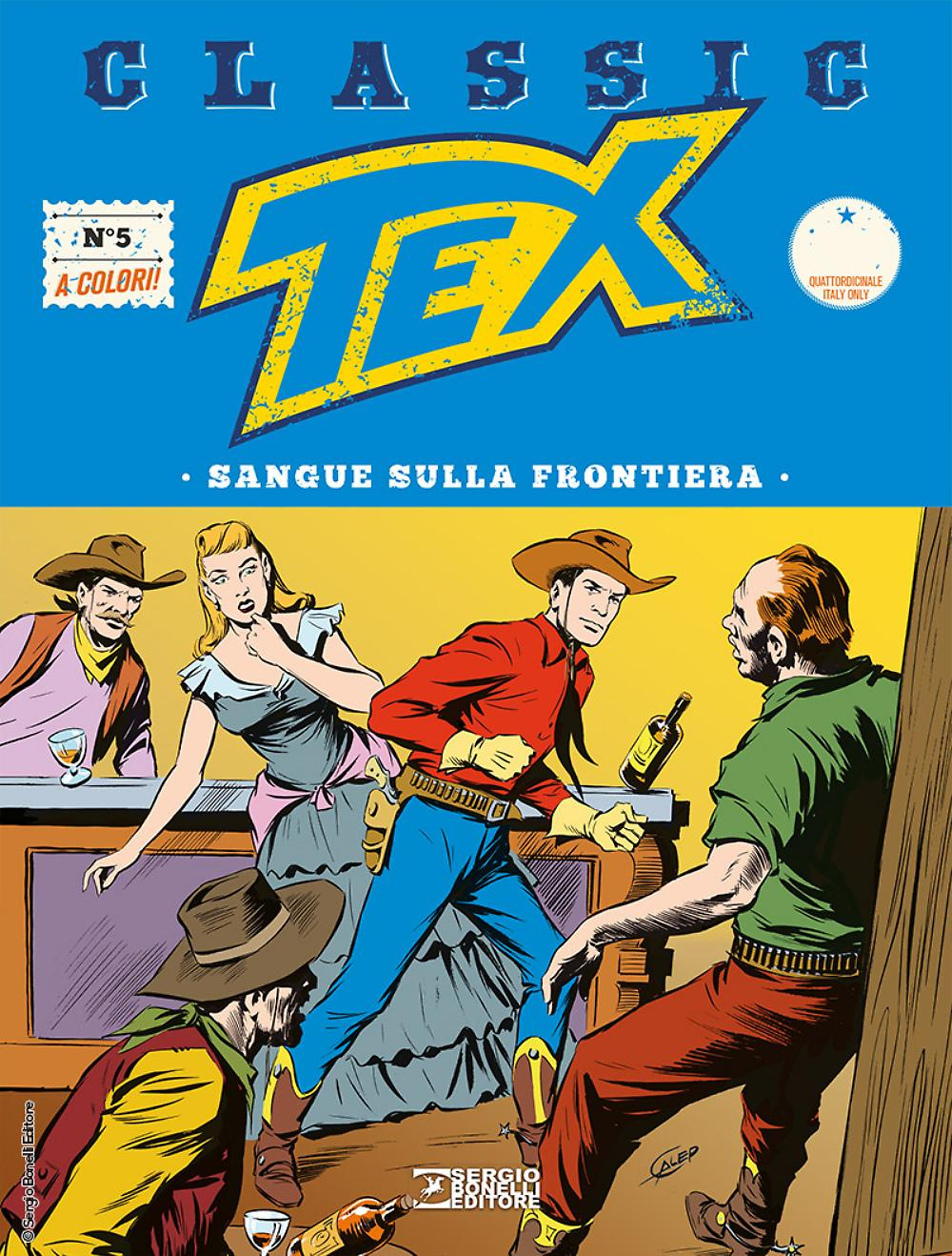 Tex Classic n. 5