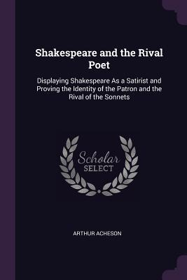 Shakespeare and the Rival Poet