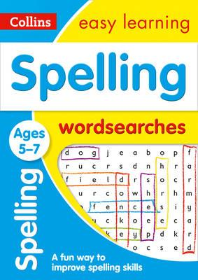 Spelling Word Search...