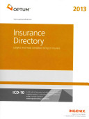 Insurance Directory: Largest and Most Complete Listing of Insurers