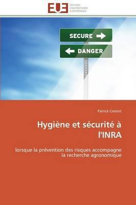 Hygiène et Securite a l'Inra