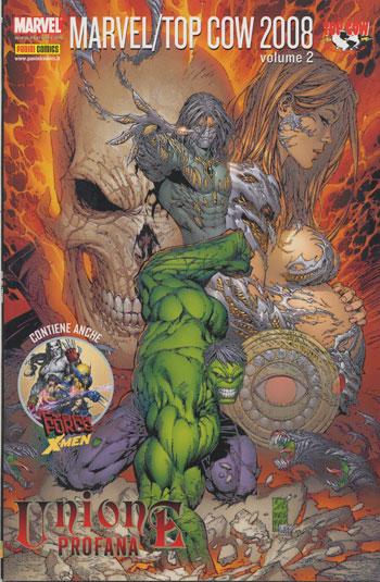 Marvel/Top Cow 2008 vol. 2: Unholy Union & Cybeforce/X-Men