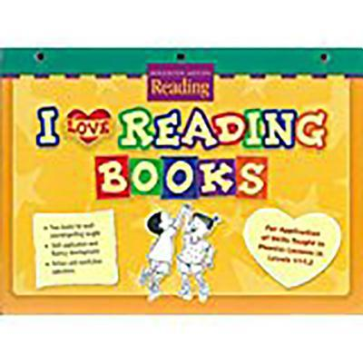 Kids Love Read Take Home Book Ca, 5pk Level 1.2