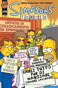Simpsons Comics n. 7...