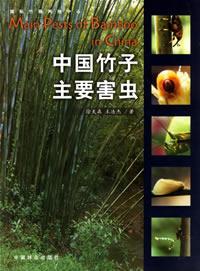 中国竹子主要害虫