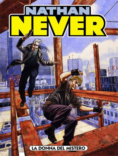 Nathan Never n. 227