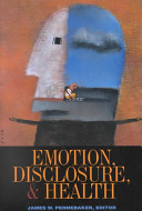 Emotion, Disclosure and Health