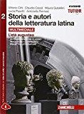 Storia e autori della letteratura latina - Vol. 2