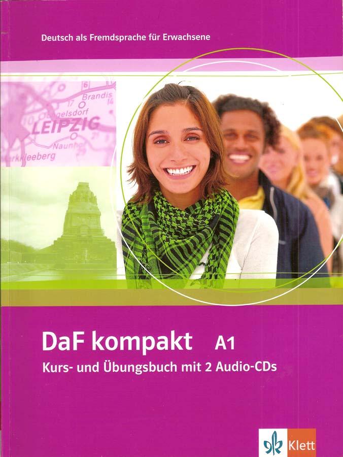DaF kompakt: Deutsch als Fremdsprache für Erwachsene, A1