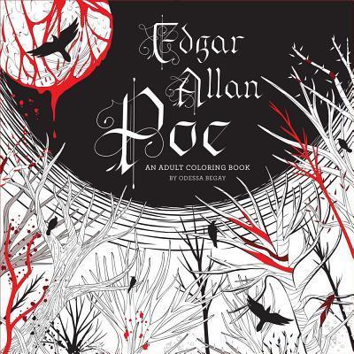 Edgar Allan Poe An Adult Coloring Book