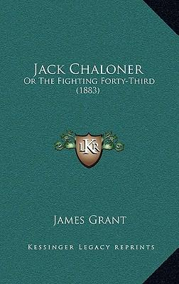 Jack Chaloner