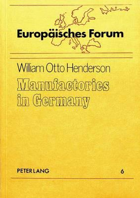 Manufactories in Germany