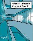 Flash 5 Dynamic Content Studio
