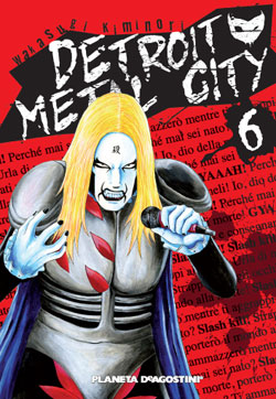 Detroit Metal City vol. 6