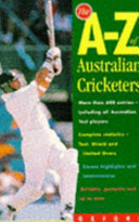 The A-Z of Australian Cricketers
