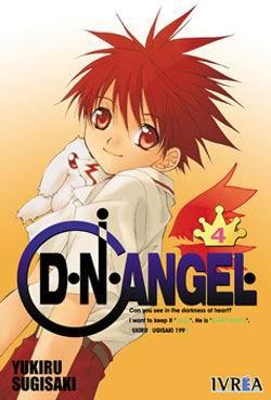 D.N.Angel, nº 4