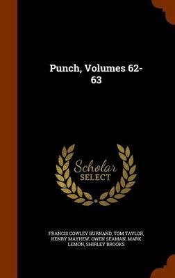 Punch, Volumes 62-63