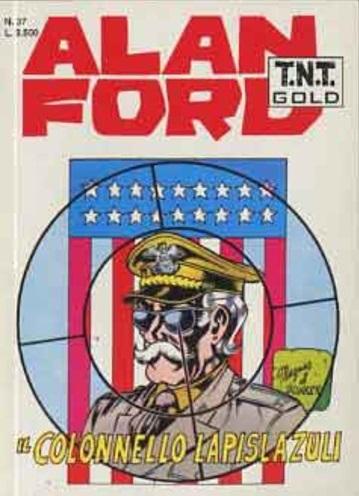 Alan Ford n. 037 - T.N.T Gold