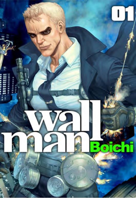 Wallman #1 (de 3)