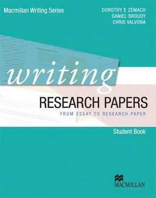 Research papers. Per le Scuole superiori. Con DVD. Con espansione online