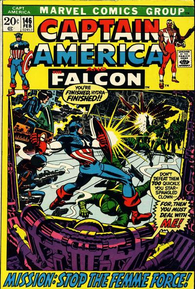 Captain America Vol.1 #146