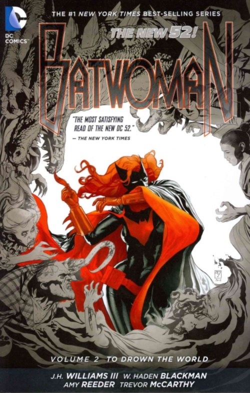 Batwoman, Vol. 2