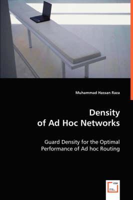 Density of Ad-hoc Networks