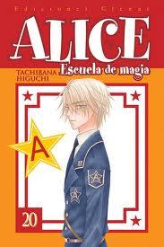 Alice, escuela de magia #20