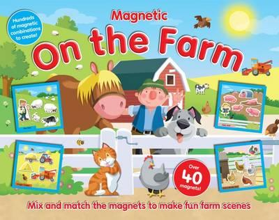 On the Farm (Magnetic Fun Stations)