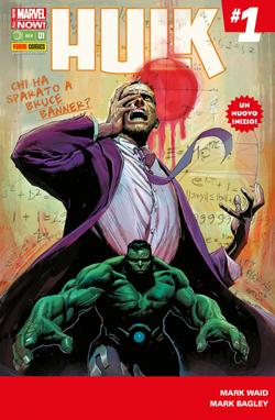 Hulk e i Difensori n. 28