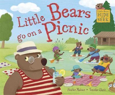 Little Bears go on a Picnic